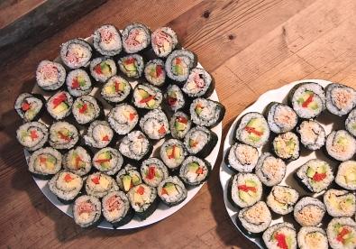 sushi italiano